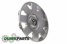 """2002-2005 VW Volkswagen Beetle Single 16"""" Wheel Hub Cap GENUINE OEM 1C0601147JMF"""