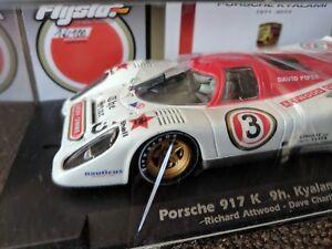 1 of 100 - Flyslot Car Porsche 917 K 9h. Kyalami 1971