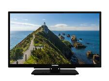 Telefunken XH24G101 LED Fernseher 24 Zoll HD TV Triple-Tuner DVB-T2/-C/-S2 CI+