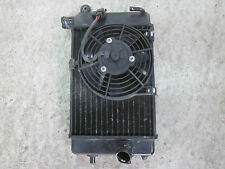 Aprilia RSV 1000 mille RSVR Right hand radiator & cooling fan 45250
