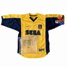 1999 01 ARSENAL AWAY FOOTBALL SHIRT *BNWT* - S Original Authentic Deadstock