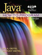 Java How to Program (early objects) (9th Edition) (Deitel), Paul Deitel, Harvey