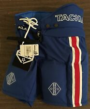 Ice Hockey Jr Pant Tackla Montreal Canadians Model 1440 w/leg zips, all sizes
