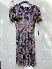 Lularoe Nice Floral Dress Size XS