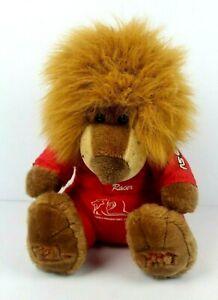 Holden Racing Team HRT Rory Lion Plush Mascot Mobil 1 Team Gear Stuffed Toy