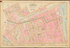 1888 MONROE COUNTY ROCHESTER NY COUNTY COURT HOUSE CITY HALL COPY ATLAS MAP
