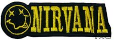 heavy metal Nirvana patches iron /sew  on patch  music rock band badge # 219