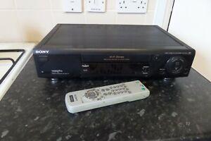 Sony SLV-E720 6 Head Hi-Fi Stereo Nicam VCR Video Player Recorder VCR