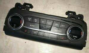 Ford Focus Heater Switch Control Panel Switches 2019 + On MK4 JX7T-18C612-DF 19+