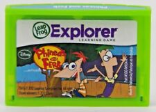 Phineas and Ferb Math Leap Frog Leapster explorer GS Leap Pad 1 2 3 GS XDi Ultra