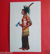 figurine costumi delle due americhe 21 indiano dakota america cards figurines z