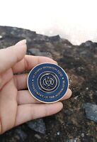 John Wick Adjudicator Coin highest quality