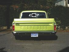 "24"" BIG Chevy Chevrolet Bow Tie Decal Sticker FAST FREE SHIPPING!"