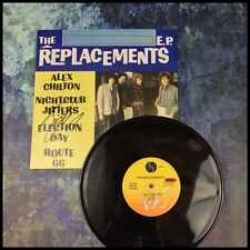 GFA The Replacements * PAUL WESTERBERG & TOMMY * Signed Record Album AD2 COA