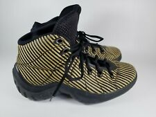 Oakley iconic collection Outdoor Shoes Sneakers Men's Size 9.5 Black Yellow Rare