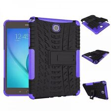 hybride plein air HOUSSE POUR IPAD Violet Samsung Galaxy Tab A 9.7 T550 étui