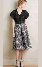 Anthropologie Eveline Knee Length Dress by Byron Lars Size 2  $688 Exquisite