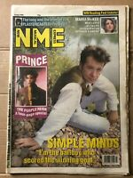 NME 8th July 1989  Simple Minds/Prince/Maria McKee
