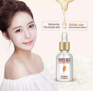 INCREÍBLE Crema face cream White Rice Serum Essence Moisturizing Anti-Wrinkle