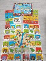 Children's Board Game Silly Safari Bingo Make Believe Ideas Learning Fun Monkey