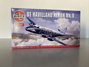 Jersey Airlines De Havilland Heron MK.II Airfix 1:72