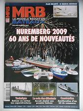 MRB - Modèle Réduit de Bateau #545 (REVUE) Le France 1/200 - les superstructures
