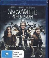 Snow White & The Huntsman - Kristen Stewart, Chris Hemsworth - Blu-Ray