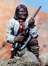 Valiant Miniatures Kit# 9822 - Geronimo, Apache Chief - 54mm