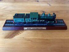 Shay Locomotive & PLM Mountain Class model trains
