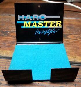 1987 Haro Master - Grail Gripper Wall Hanger Desplay oldschool bmx