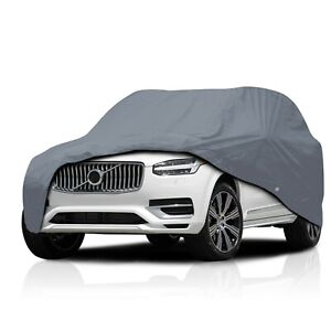 [CSC] 5 Layer Waterproof SUV Full Car Cover for Volvo XC90 2004-2014 1st Gen