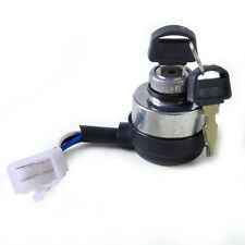 4 wire Ignition Key Switch + Keys Fit for Chinese Gasoline Generator 2KW 3KW