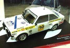 1/43 FORD ESCORT RS 1800 BENY FERNANDEZ RALLY COSTA BRAVA 1977 XO ALTAYA DIECAST