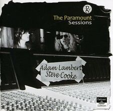 Adam Lambert, Adam Lambert & Steve Cook - Paramount Sessions [New CD]