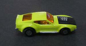 Matchbox Superfast #44 Ford Boss Mustang 1972 England Cast Mint