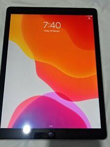 Apple iPad Pro 1st Gen. 32GB, Wi-Fi (Unlocked), 12.9 in - Space Grey (AU Stock)