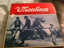 Monkees/ Im a believer/ steppin stone/ Spain red  66  PS