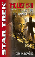 (Good)-The Lost Era: The Art of the Impossible (Star Trek) (Mass Market Paperbac