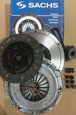 SEAT ALTEA 2.0 TDI SMF FLYWHEEL AND SACHS CLUTCH WITH SLAVE BEARING & ALL BOLTS