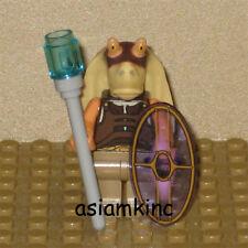 LEGO Star Wars 7929 Mini Figure Minifig Gungan Soldier