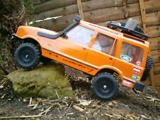 Land rover discovery 1:10 kamtec corps abs autocollant comprennent