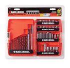 Black & Decker 66-Piece Drilling and Screwdriving Set  #71-966
