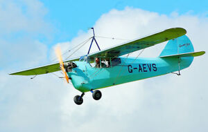 1/6 Scale Aeronca C-3 Plans, Templates and Instructions 72ws