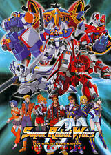 Super Robot Wars Original Generation Animation DVD New Anime Region 1