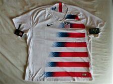 Nike Team USA Soccer Jersey USMNT Vapor Knit VaporKnit $165 MSRP L Large NEW NWT
