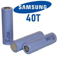 Samsung 40T INR 21700 Rechargeable Lithium Ion Battery for  mod box