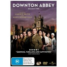 DOWNTON ABBEY Complete Season Two (2) 6DVD NEW