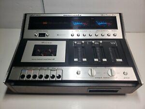 Marantz Model 5420 Cassette Deck - Working - Please READ!