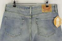 Mens LEVIS 508 Jean SHORTS Zip REGULAR COMFORT Red Tabs W34 EXCELLENT P40