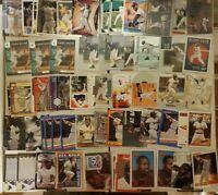 Tony Gwynn HUGE HOF Baseball Card Lot⚾️💥 500+ cards Rare inserts, RC Padres